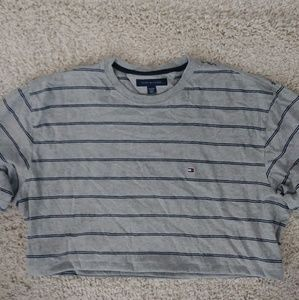 Crop Tommy Hilfiger shirt